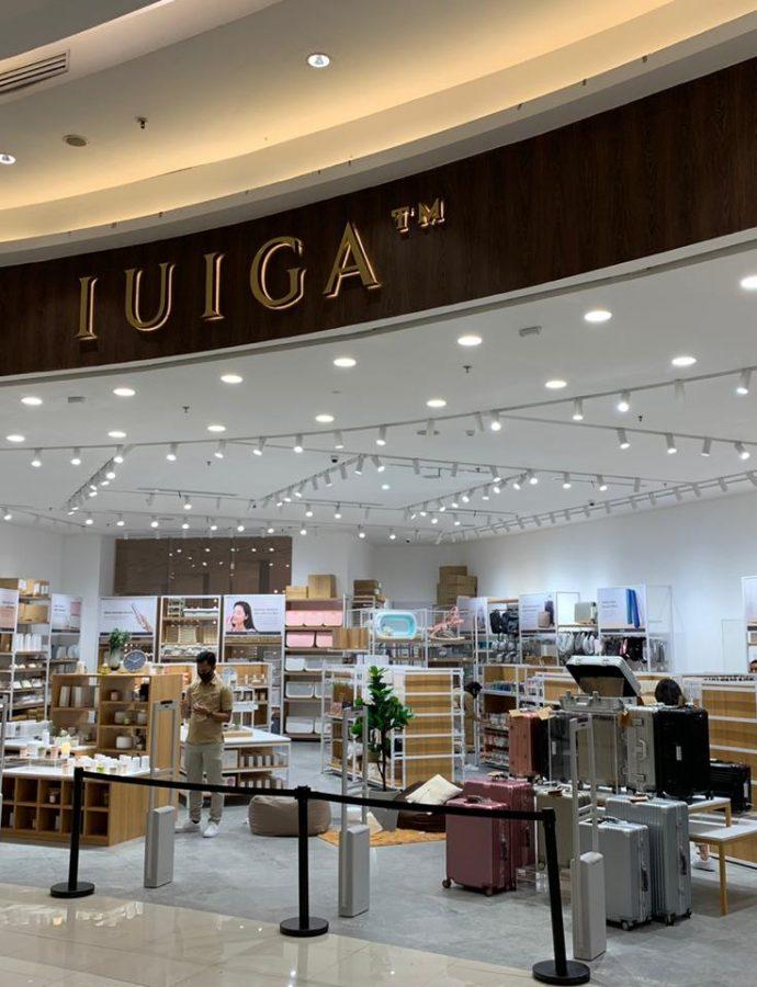IUIGA Indonesia Menjadi Retail Pertama yang Tawarkan Pembayaran  Tanpa Kasir di Gerai Pertamanya